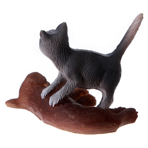 Cat and dog for 11cm Nativity Scenes 2
