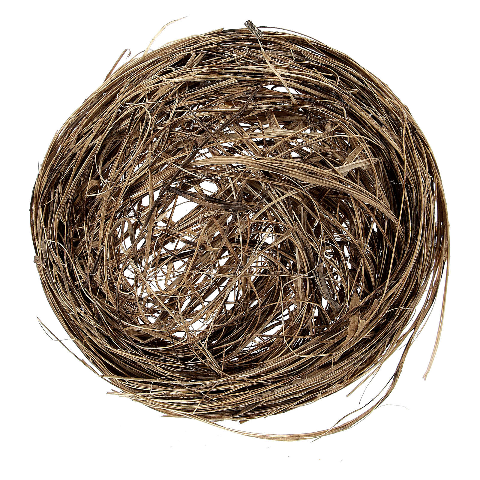 Miniature bird nest diam 6 cm 3