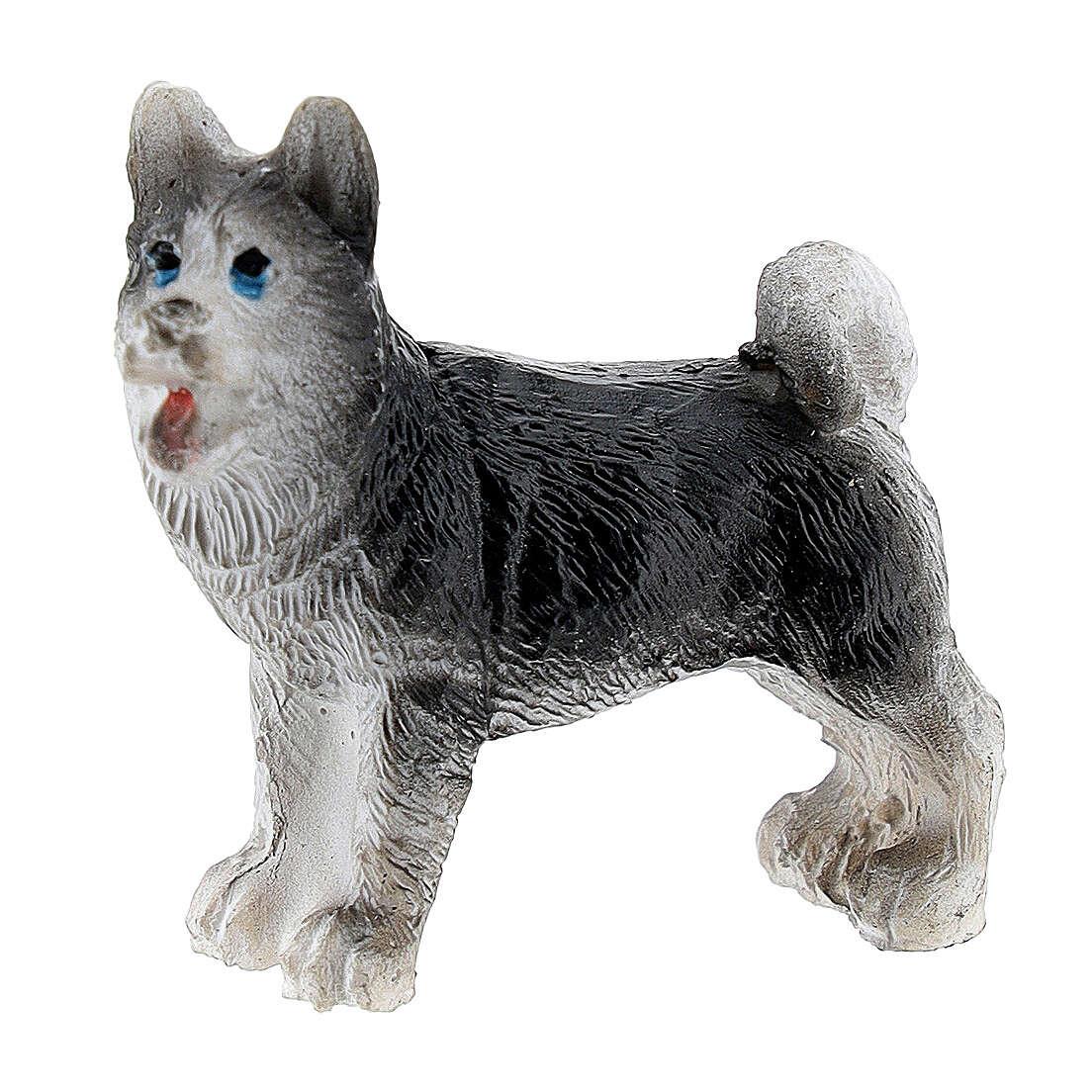 Dog 3 cm for Nativity scene 4-6 cm 3