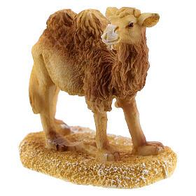 Miniature camel for 6 cm nativity resin s2