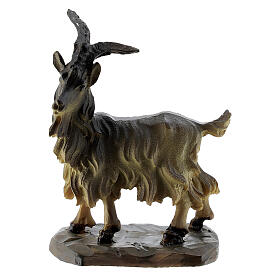 Goat miniature DIY Nativity scene 10-12 cm s2