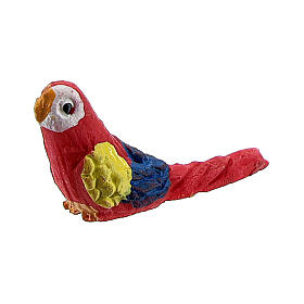 Vogel aus Harz für Krippe verschiedene Modelle, 8-10-12 cm s2