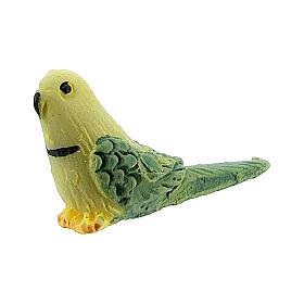Vogel aus Harz für Krippe verschiedene Modelle, 8-10-12 cm s3