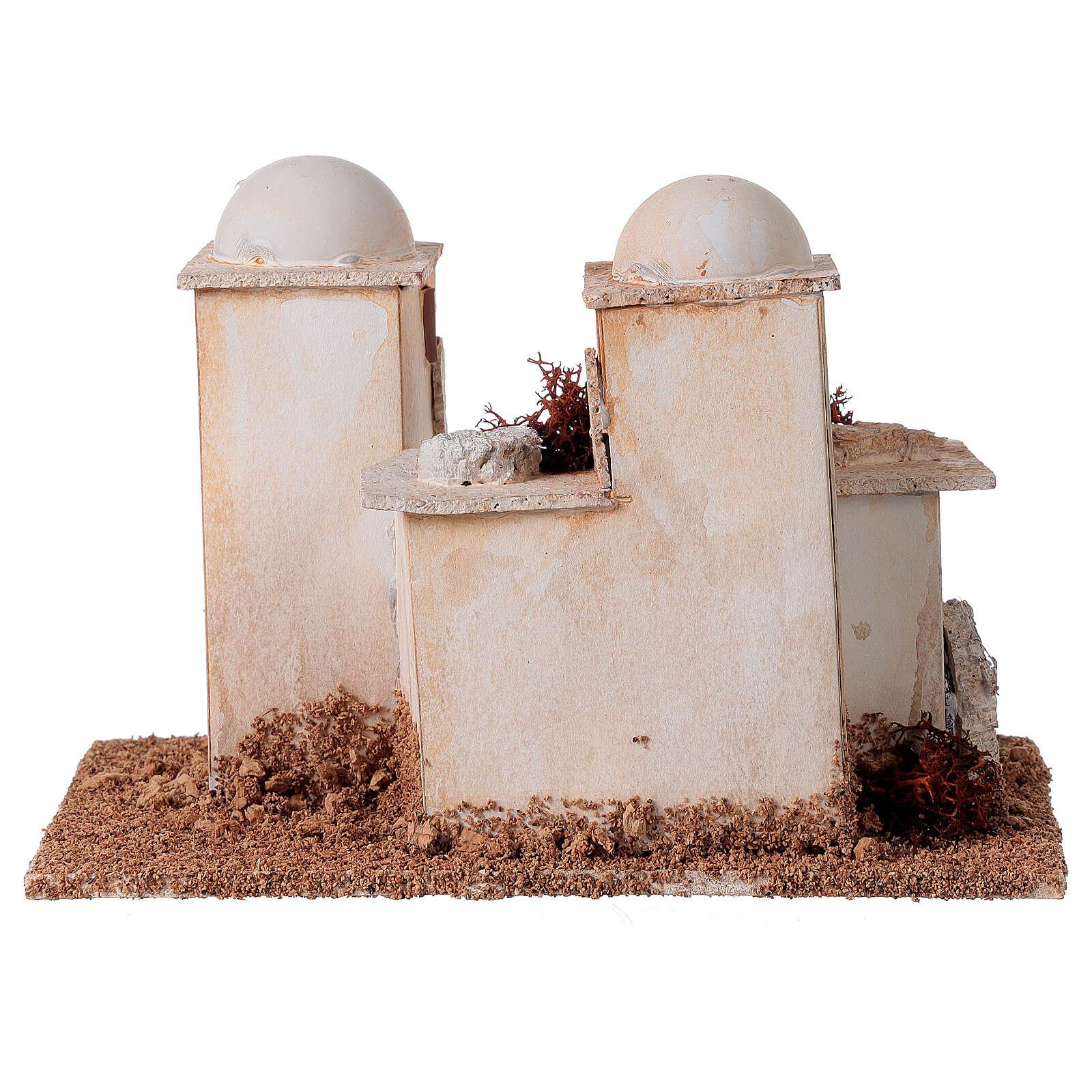 Minareti presepe 15x20x12 cm 4