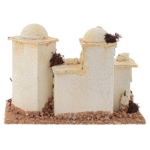 Accessory for nativities, minaret measuring 15x20x12cm 2