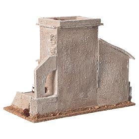 Minareto doppio presepe 13x20x10 cm s4