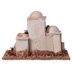 Arabisches Minarett für Krippe 15x20x12cm s4