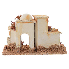 Nativity accessories, minaret measuring 15x20x12cm s2