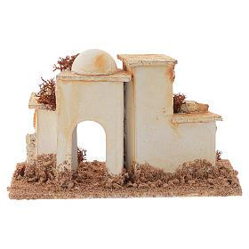 Minaret crèche 15x20x12 cm s2