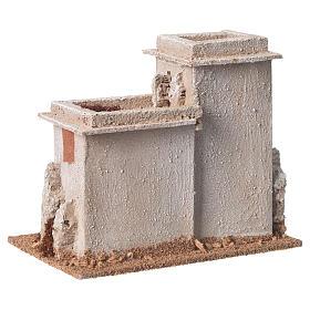 Minareto arabo per presepe 17x15x12 cm s4