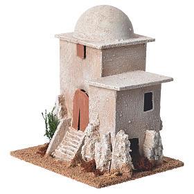 Minareto per presepe dimensioni 17x15x12 cm s3