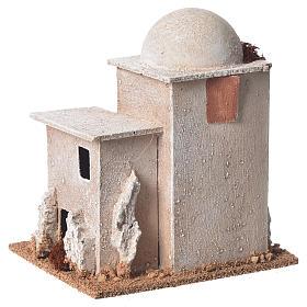 Minareto per presepe dimensioni 17x15x12 cm s4