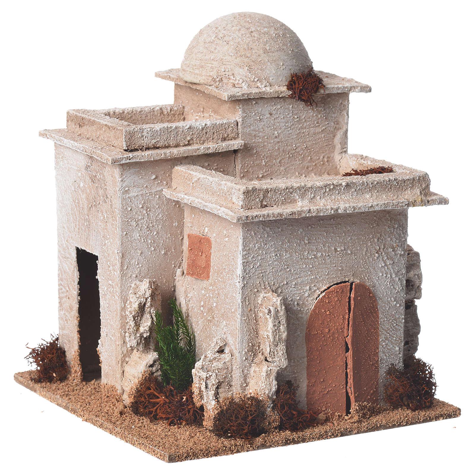 Minareto presepe 17x15x12 cm 4