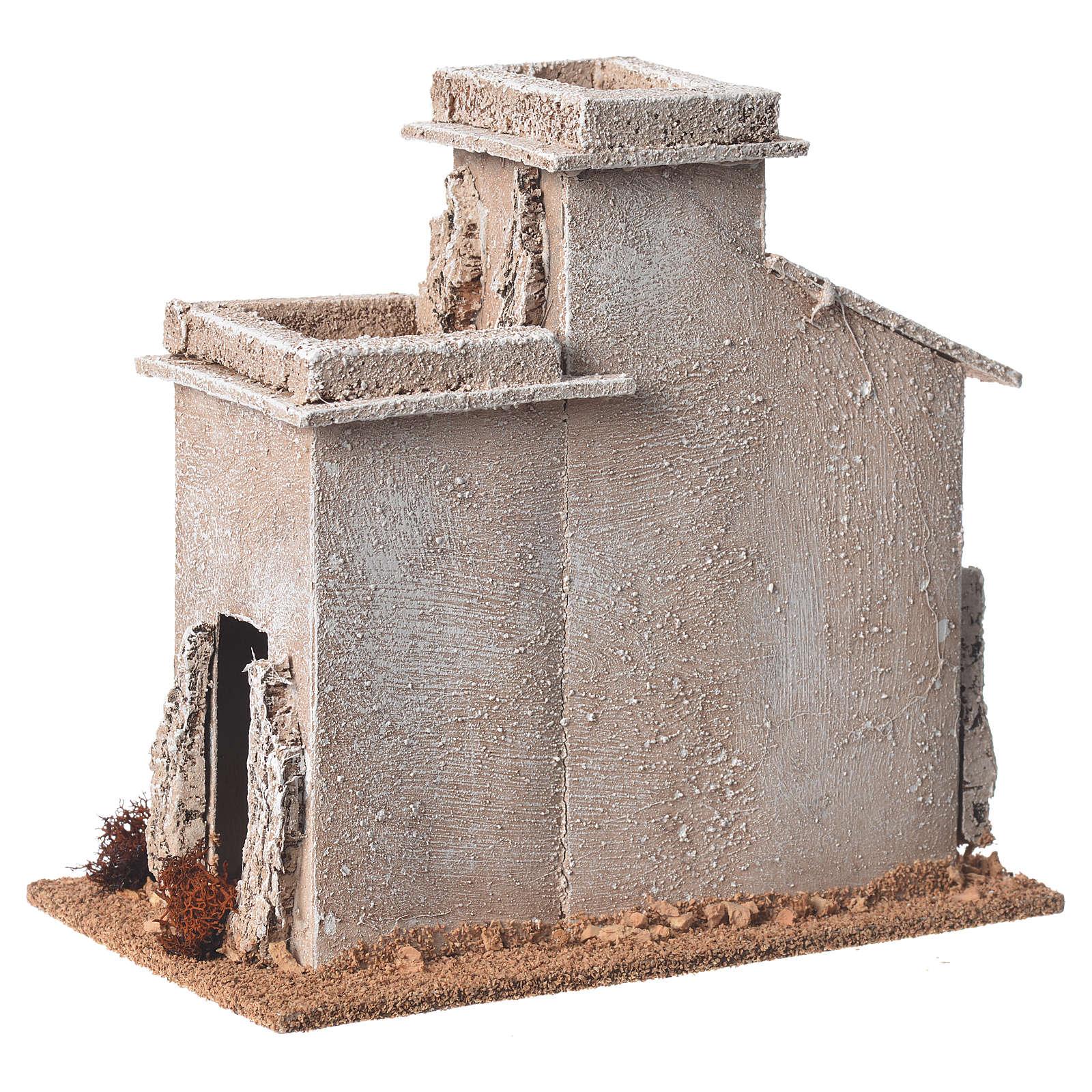 Minareto ambiente arabo presepe 17x15x12 cm 4