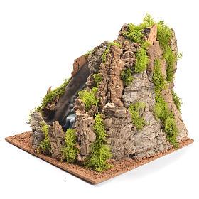 Cascada arroyo para belén 25x29x29 cm s3