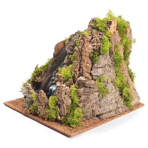 Cascada arroyo para belén 25x29x29 cm 3