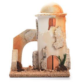 Minareto: ambientazione presepe 14x11x8 cm s1