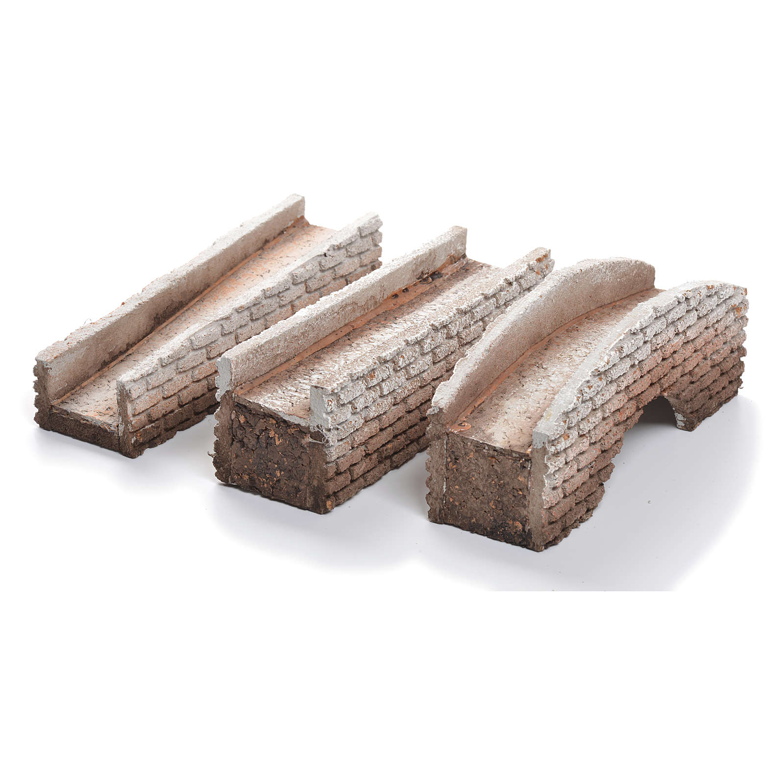 Ponts et escaliers liège set 7 pcs 4