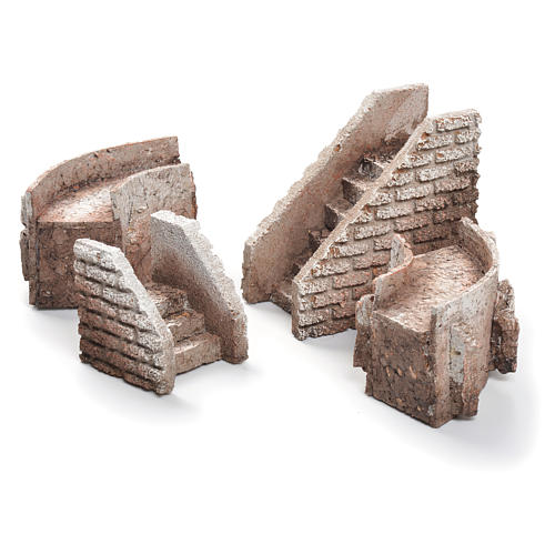Ponts et escaliers liège set 7 pcs 3