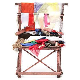Ambientações para Presépio: lojas, casas, poços: Cadeira do trapeiro presépio 39x25x14 cm