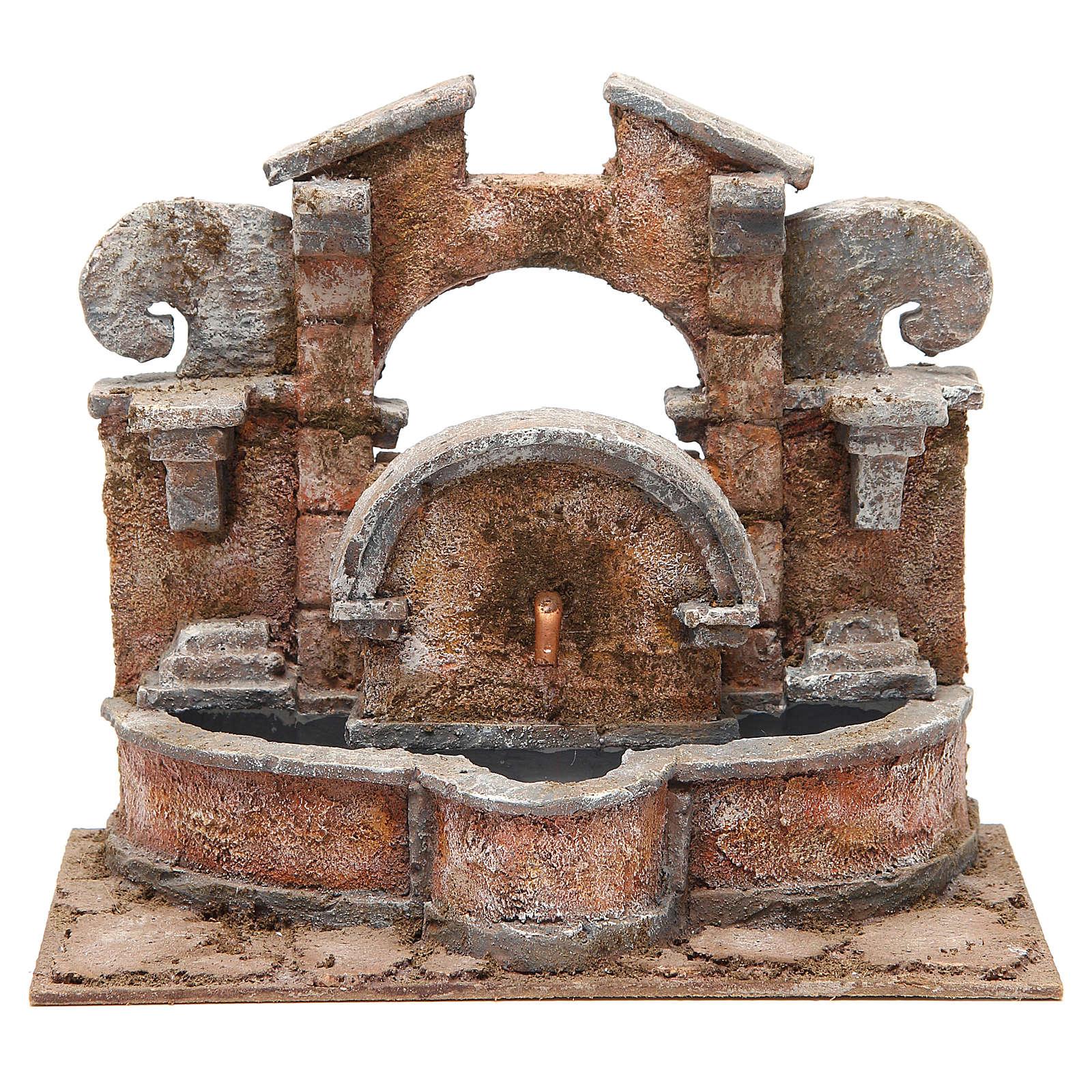 Fontaine électrique crèche bassine large 20x25x15 cm 4