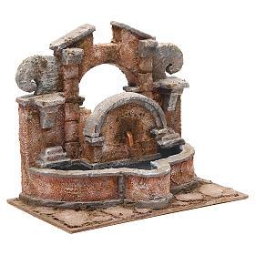 Fontaine électrique crèche bassine large 20x25x15 cm s3