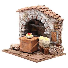Pasta maker shop for nativity 10cm s2