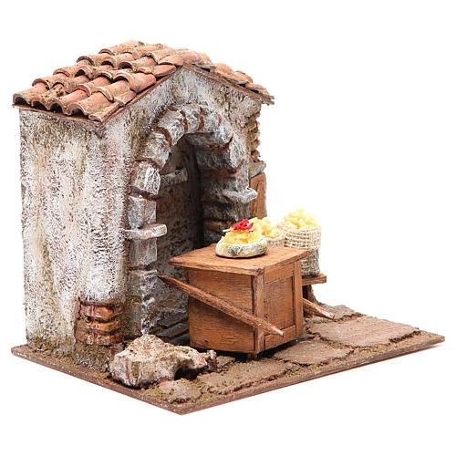 Pasta maker shop for nativity 10cm 3