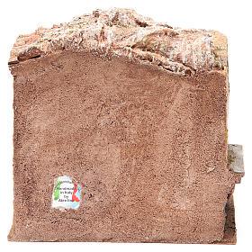 Bottega del calzolaio per presepe cm 10 s4
