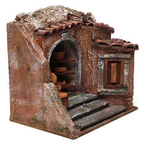 Amphoras shop for nativity 10cm 3