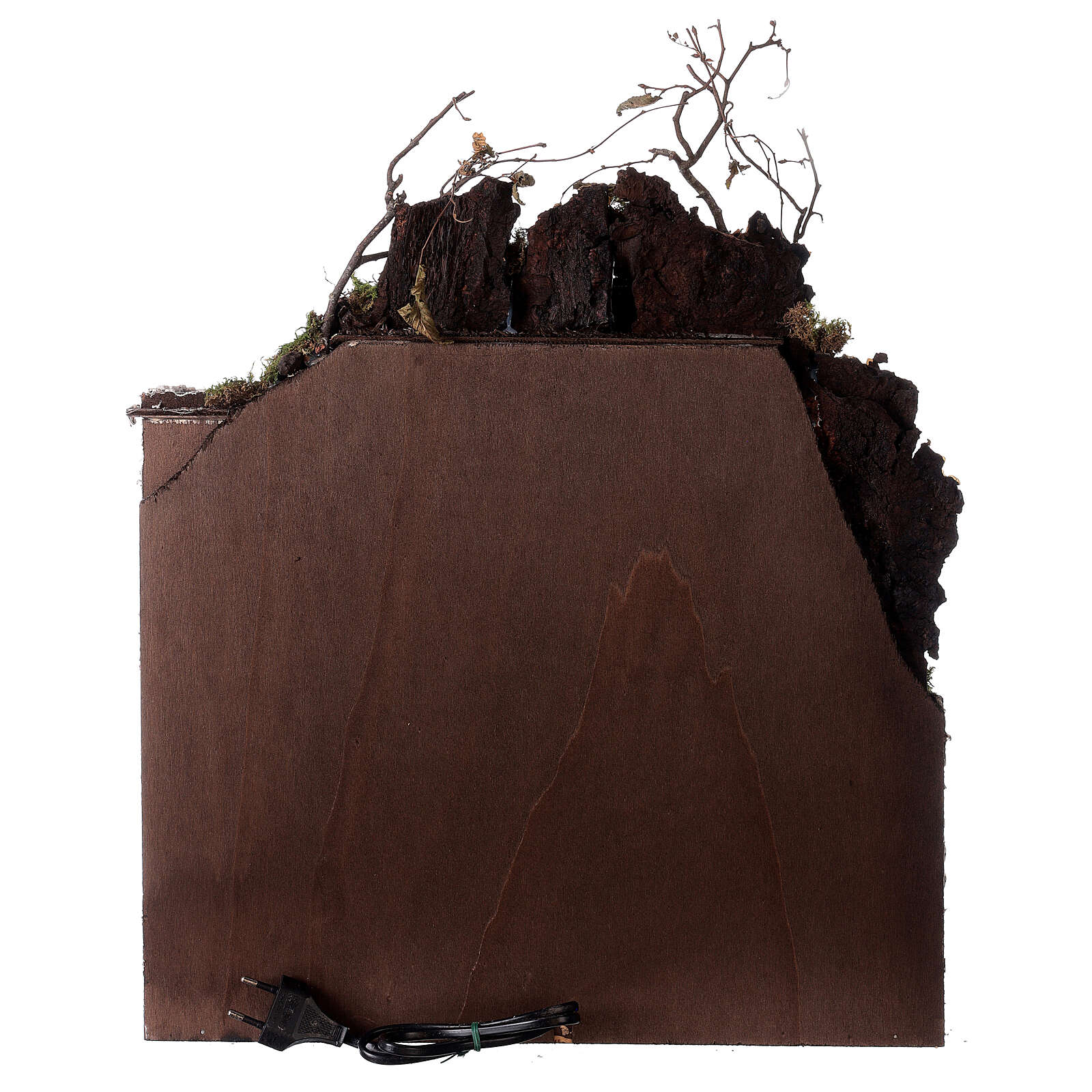 Angolo di presepe arabo 37x10x30 cm 4