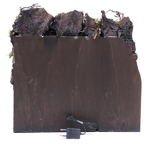 Arabian corner for Neapolitan Nativity 37x10x30cm 4