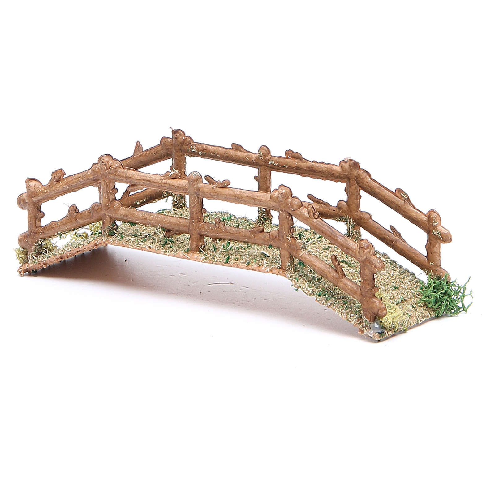 DIY nativity scene bridge PVC 15x5xh.3 cm 4