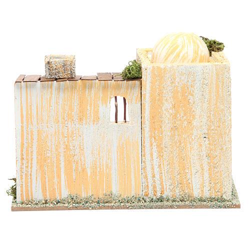 Casa araba con forno 22x13xh. 18 cm 3