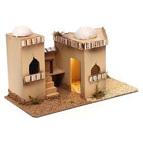 Casa araba con luce 27x16xh.13cm s3