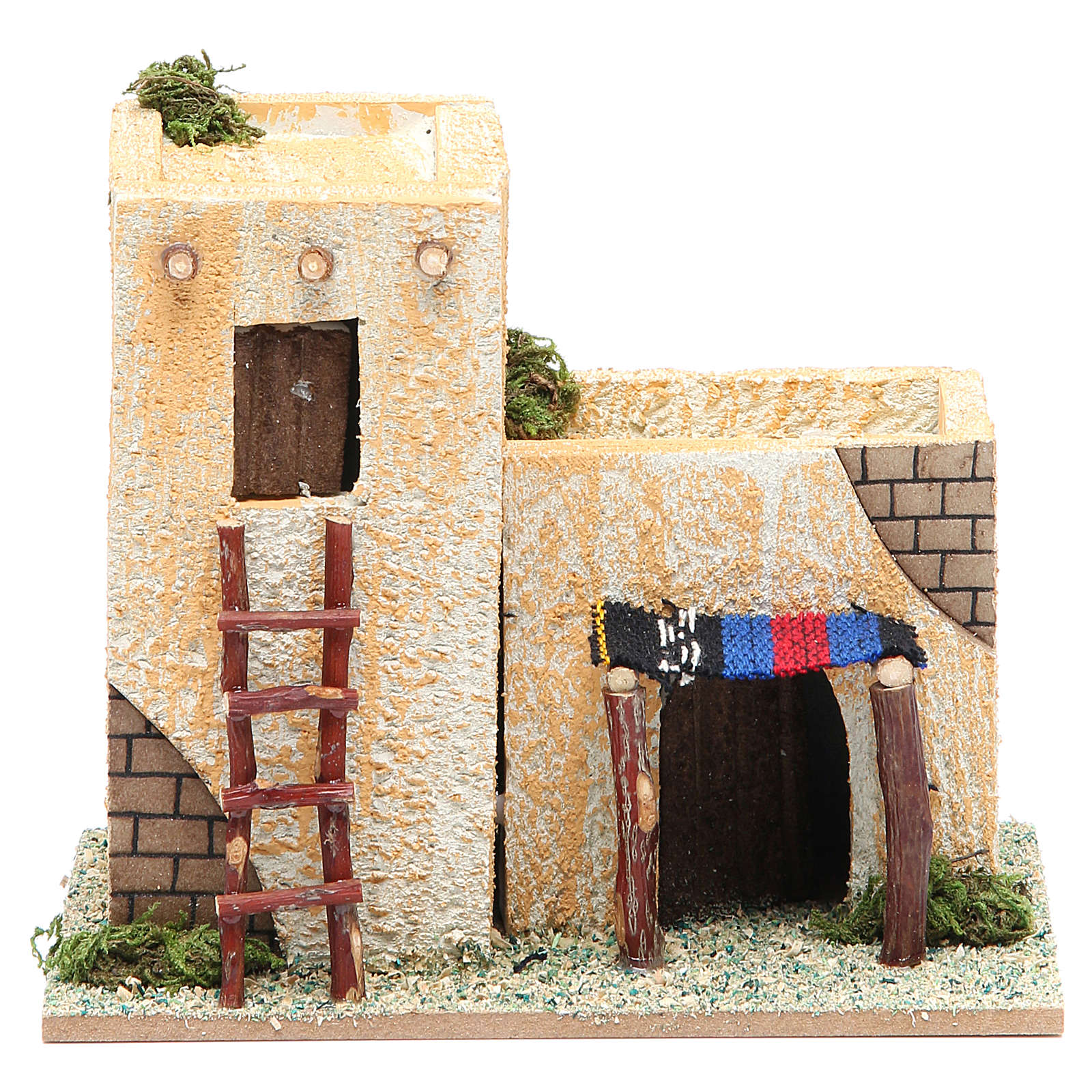 Arabian style house measuring 16x11x14, assorted models 4