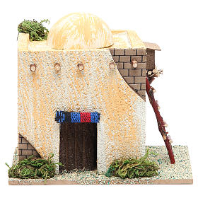 Arabian style house measuring 16x11x14, assorted models s1