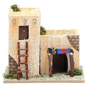 Arabian style house measuring 16x11x14, assorted models s2