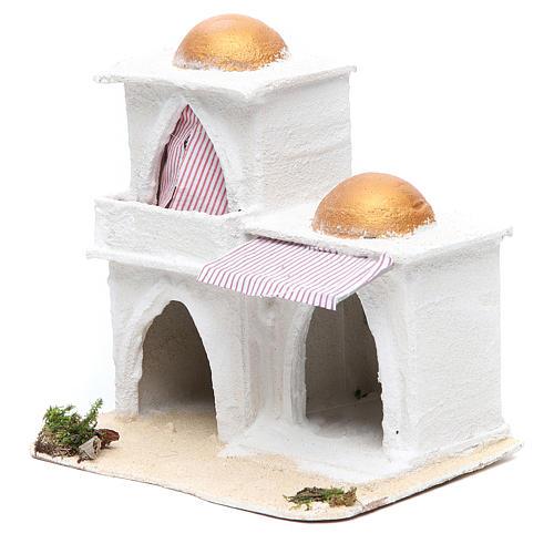 Casa araba presepe 21,5x23x15 cm 2