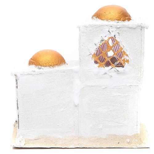 Casa araba presepe 21,5x23x15 cm 4