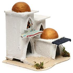 Nativity Arabian house 19x17x17cm s7