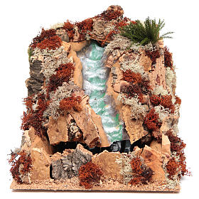 Cascada árabe belén 25x25x40 cm s1