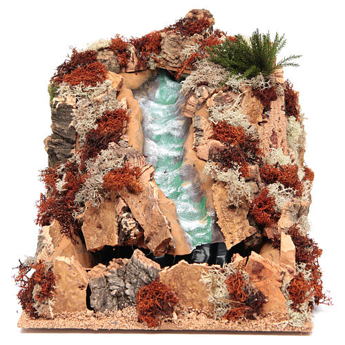 Cascada árabe belén 25x25x40 cm 1