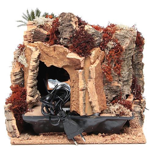 Cascada árabe belén 25x25x40 cm 4