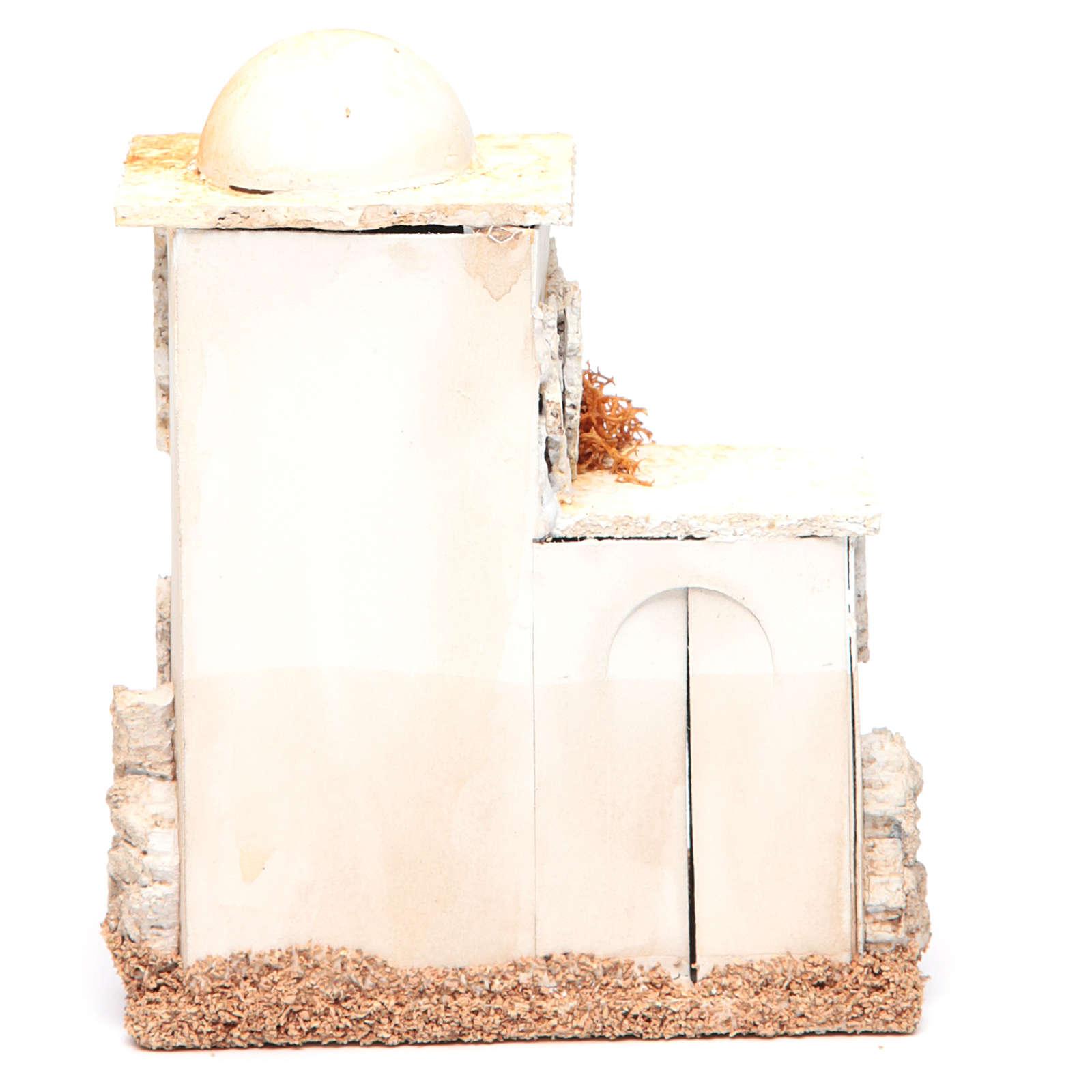 Minareto presepe 14x11x8 cm 4