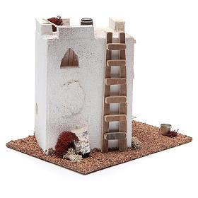 Casa Araba con finestrelle cm 25x20xh20 s3
