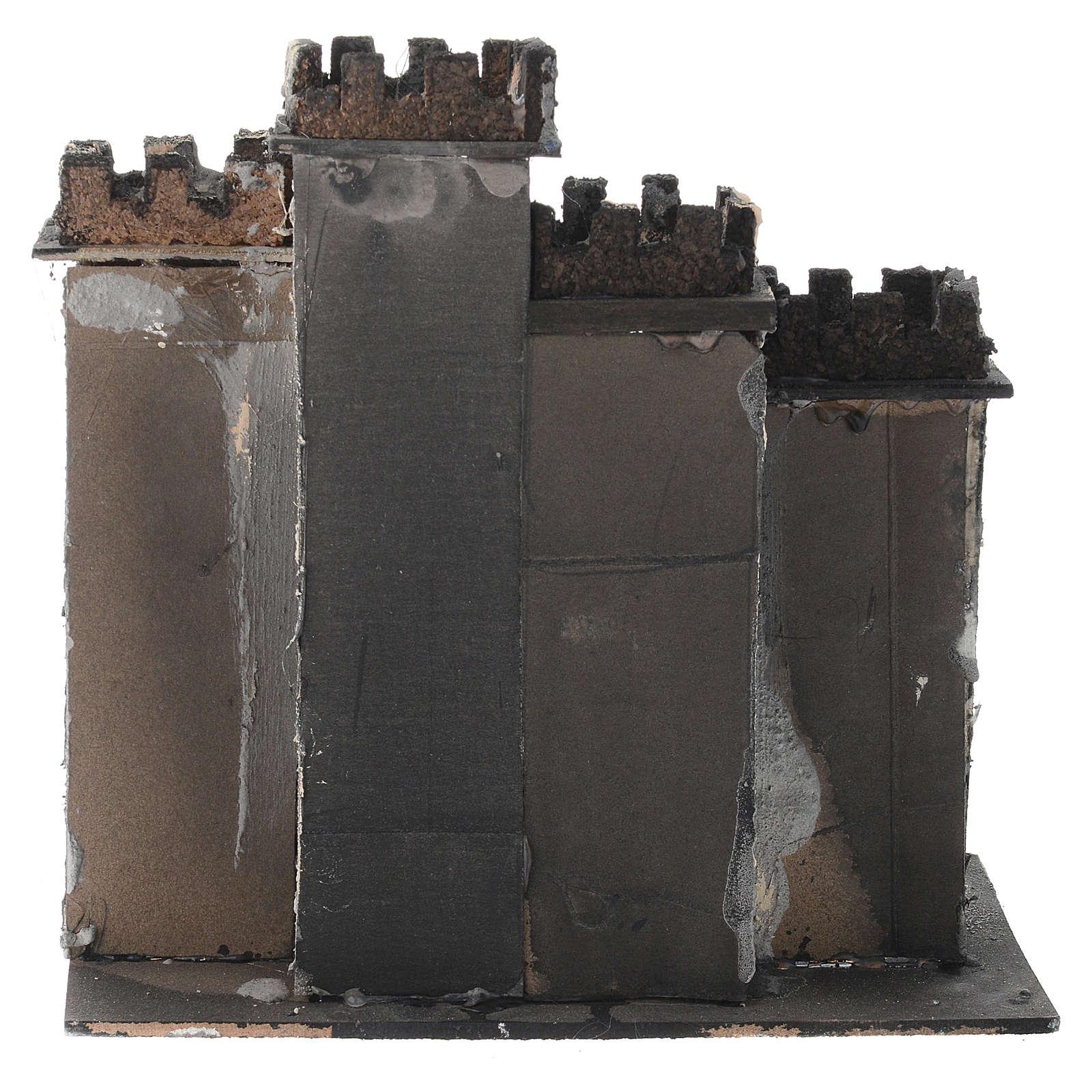 Torres para belén 25x25x15 cm 4