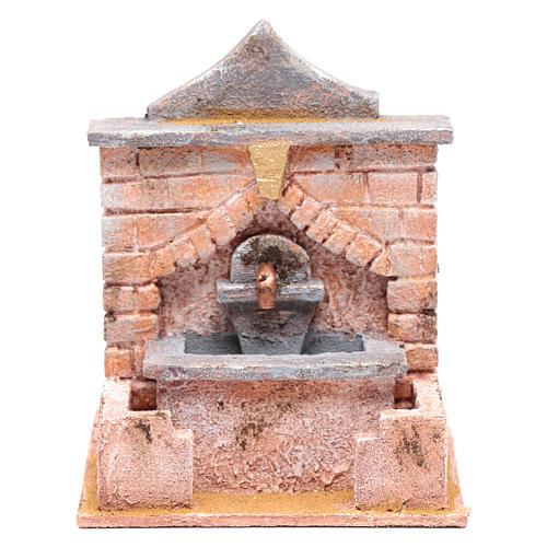 Fontaine avec pompe 20x15x15 cm 1