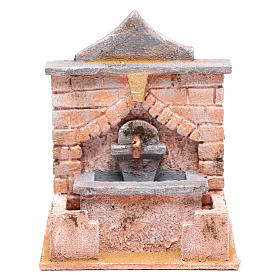 Fountain with pump 20x15x15 cm s1