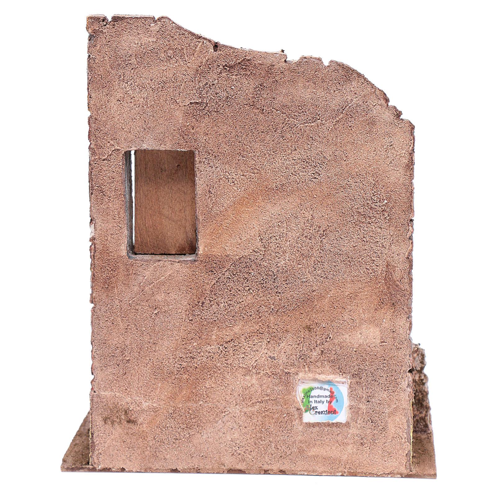 Rovine dell'ingresso del tempio 30x25x20 cm 4